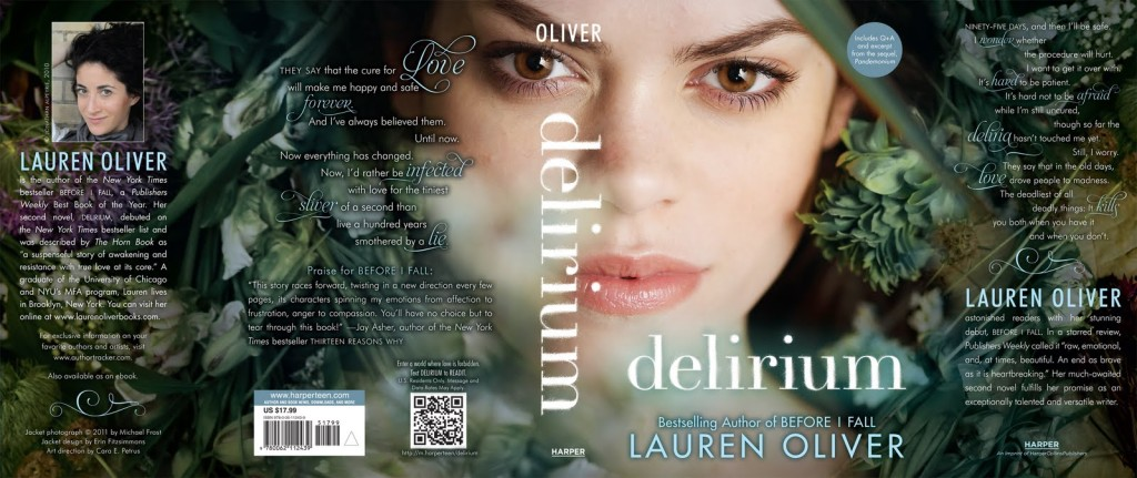 Delirium Cover photo