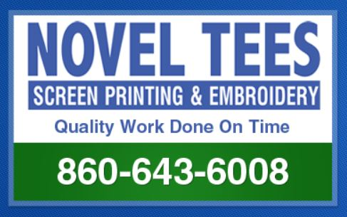 Novel Tees Screenprinting in Manchester CT